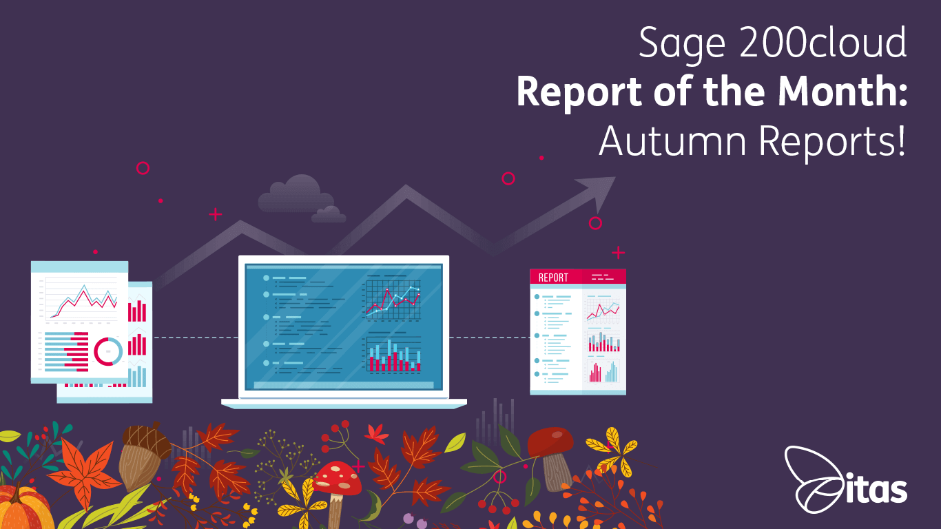 Sage 200cloud Report of the Month - Autumnal Reports!
