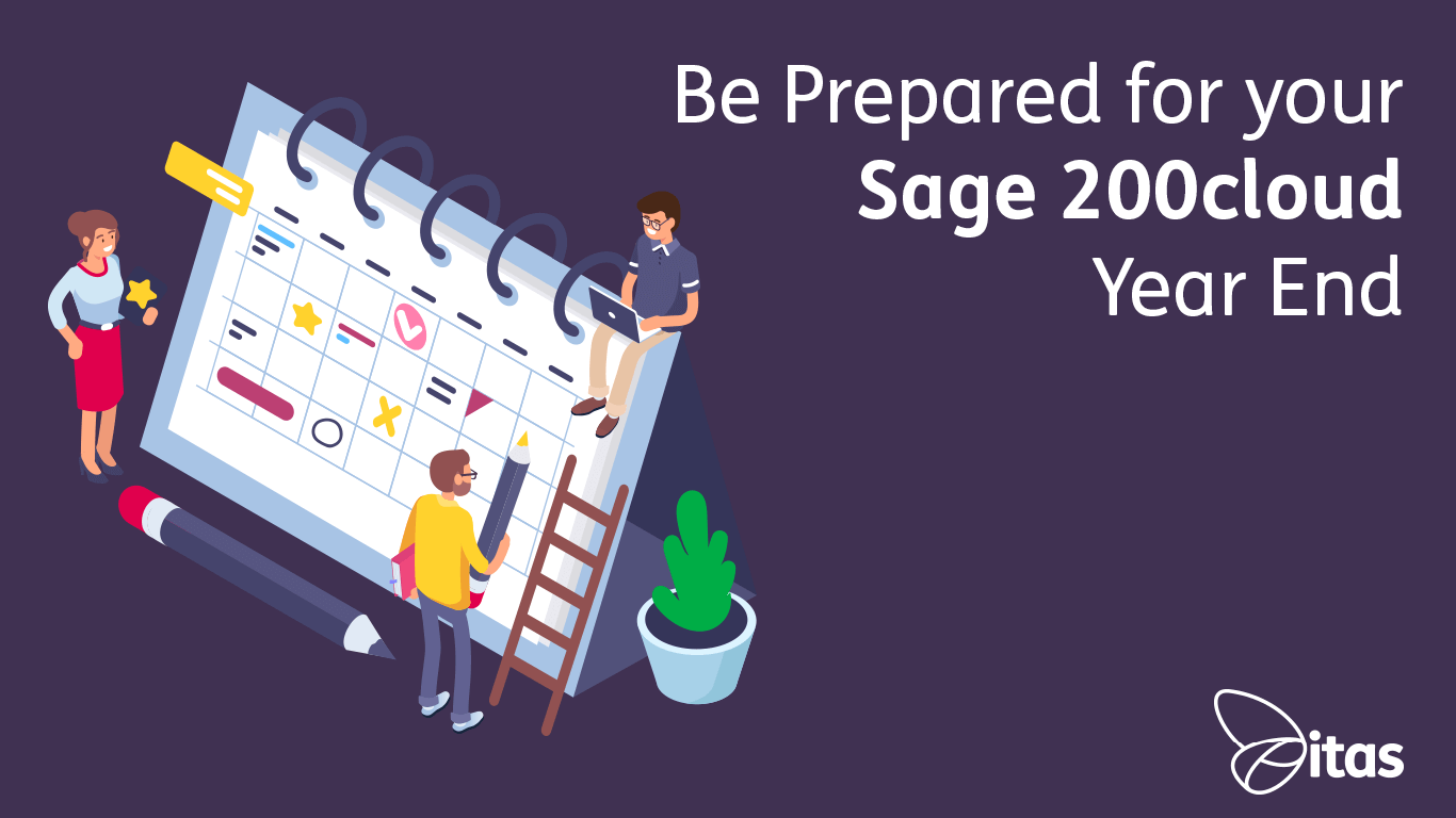 Be Prepared for your Sage 200cloud Year End