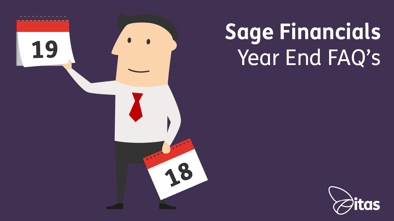 Sage Financials Year End FAQ's