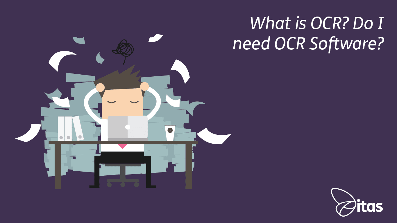 What is OCR? Do I need OCR Software?