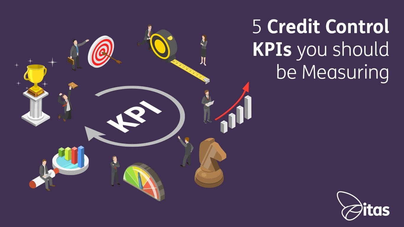 5 Credit Control KPIs you should be Measuring