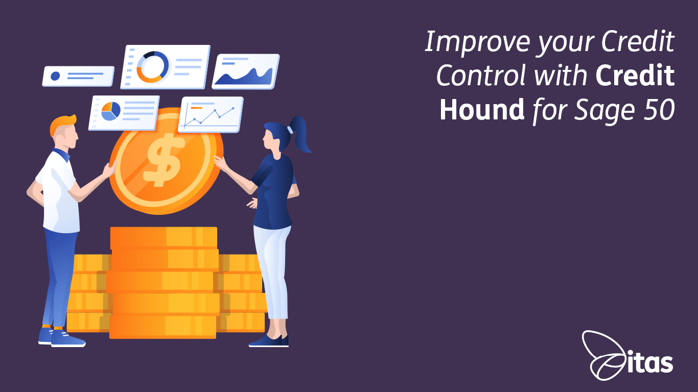Improve your Credit Control with Credit Hound for Sage 50