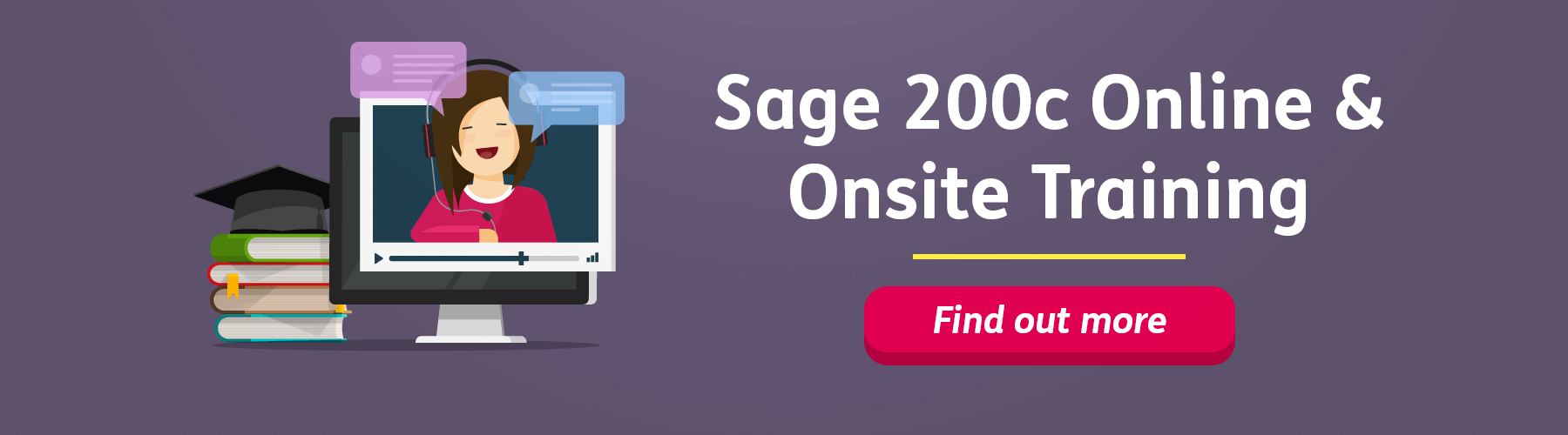 Sage 200 Online and Onsite Training