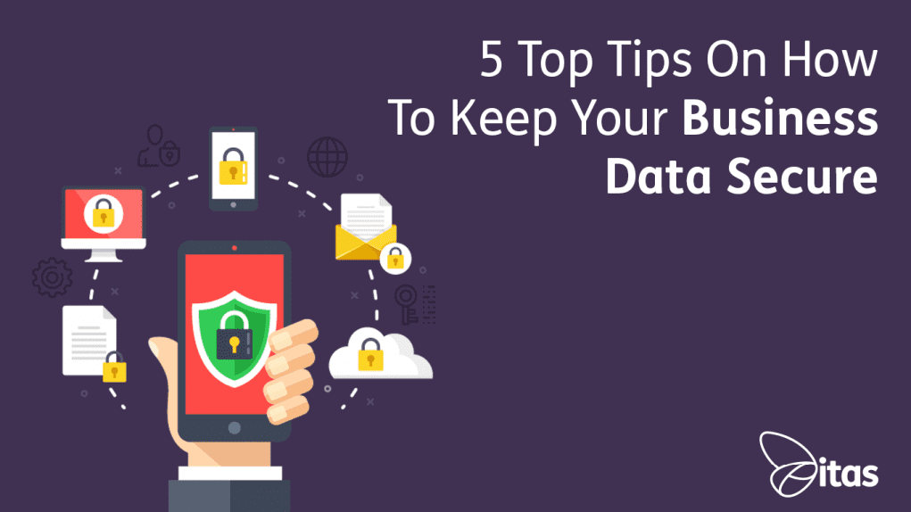 How can you keep your Data Secure?