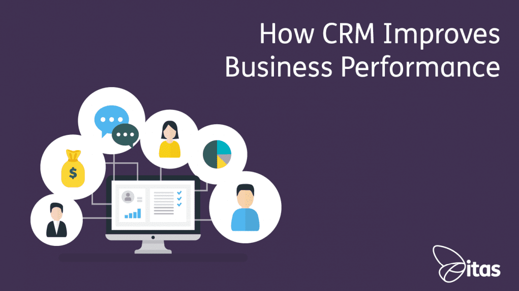 how crm improves business performance