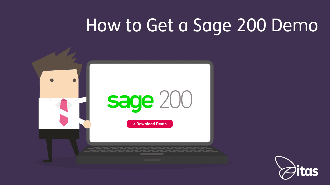 How to get a Sage 200 Demo