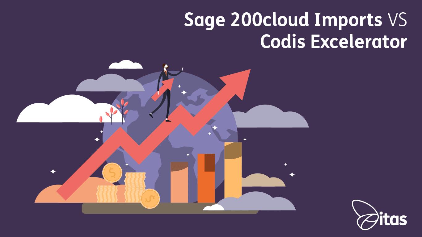 Sage 200cloud Imports VS Codis Excelerator