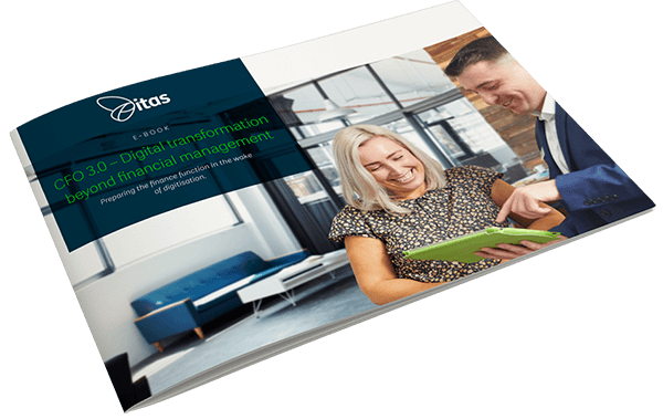 CFO 3.0 - Digital Transformation eBook