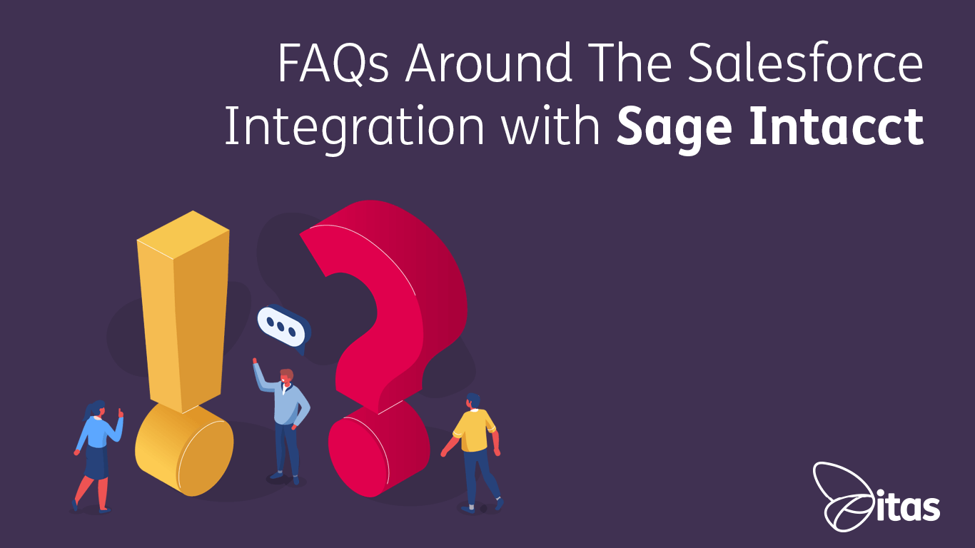 FAQs around the Sage Intacct Salesforce Integration