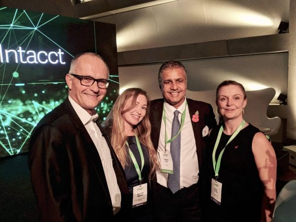 Sage Intacct Launch Event