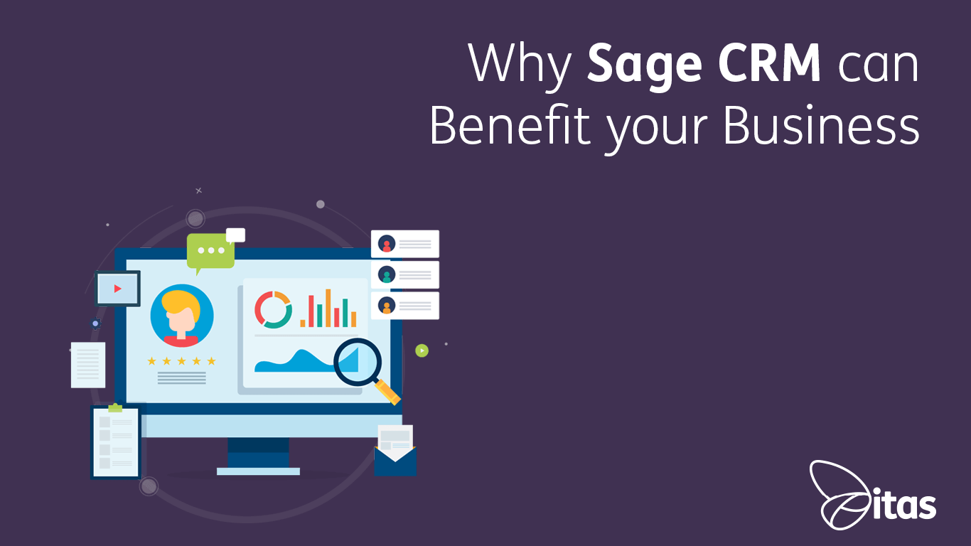 Why Sage CRM can Benefit your Business