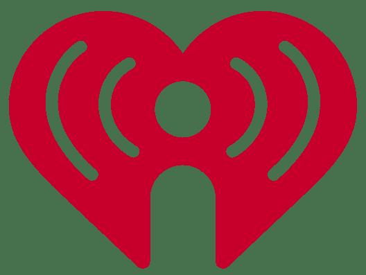 iHeart Radio Podcast Logo