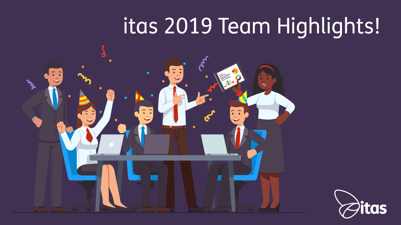 itas 2019 Team Highlights!