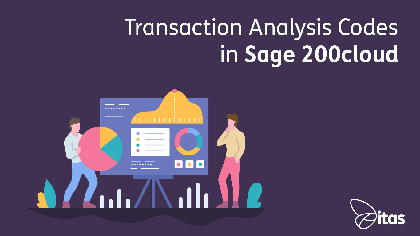 Transaction Analysis Codes in Sage 200cloud