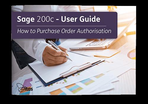 Sage 200 Help Guide