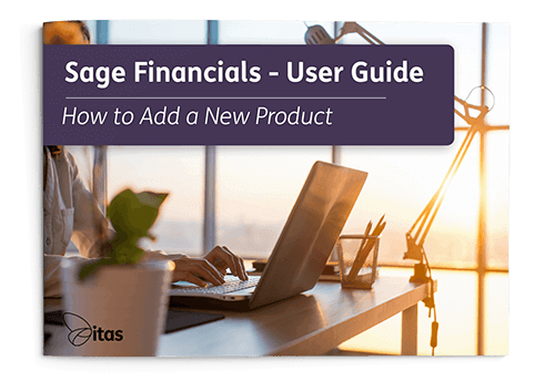 Sage Financials Help Guide