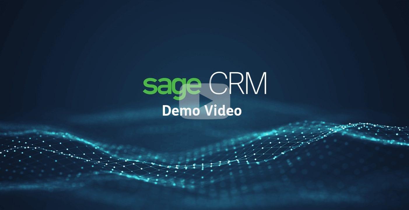 Sage CRM Demo Video
